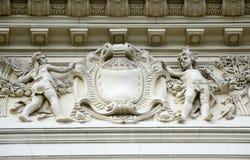 装饰雕塑 库存照片