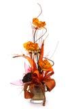 装饰floralar rangement 免版税库存照片