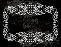 装饰grunge标签 皇族释放例证