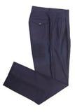 裤子,在背景的裤子。 库存图片