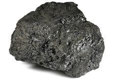 褐煤 免版税库存照片