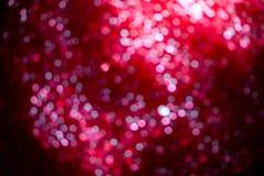 褐红的闪烁 免版税库存图片