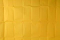 褐色卷曲的纸张 库存照片
