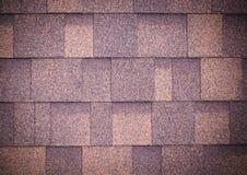 褐色屋顶盖背景和纹理 装饰图案 图库摄影
