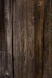 黑褐色木表面纹理  库存照片