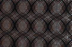 褐色的被仿造的织品纹理 免版税图库摄影