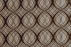 褐色的被仿造的织品纹理 免版税库存照片