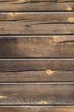 黑褐色纹理,木板条 免版税图库摄影
