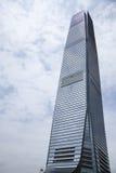 西九龙,香港 库存图片