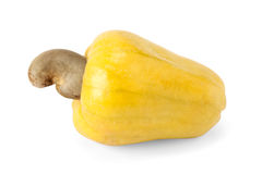 巴西人Caju腰果果子 免版税库存照片