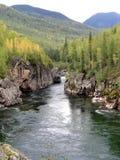 西伯利亚 免版税库存照片
