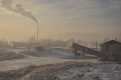 西伯利亚 免版税库存图片