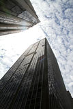 巴西保罗圣地摩天大楼 免版税库存图片