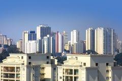 巴西保罗圣地 免版税库存图片