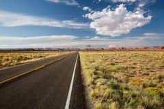 西南状态旅行,美国 免版税库存图片