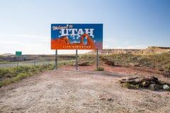 西南状态旅行,美国 免版税图库摄影