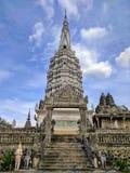 西哈努克乡下,柬埔寨看法  库存图片