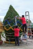 西哈努克,柬埔寨- 12月05 免版税图库摄影