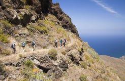西大加那利岛, 5月 免版税图库摄影