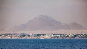 西奈半岛风景 免版税库存图片