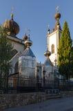 西奥多Stratilat教会在Alushta 免版税图库摄影