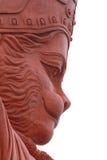 西姆拉Hanuman阁下寺庙在印度 免版税库存照片