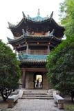西安,中国清真大寺  库存照片