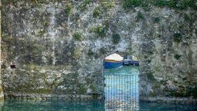 西尔苗内意大利 免版税库存图片