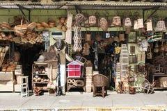 巴西工艺传统市场  免版税图库摄影