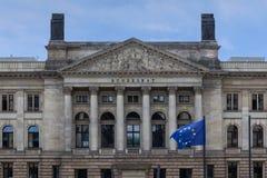 西德参议院/联邦理事会,柏林德国 免版税库存照片