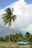 西恩富戈斯,古巴- 2014年9月27日 免版税库存图片