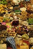 西提Khadijah市场在吉兰丹 库存图片
