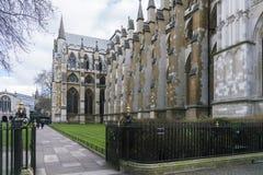 西敏寺伦敦英国 库存照片