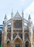 西敏寺,伦敦,英国,侧门 免版税库存图片