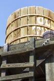 西方更坦克的水 免版税库存图片