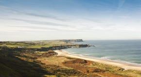 西方海岸的爱尔兰语 免版税库存图片