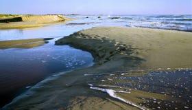 西方澳大利亚海滩 图库摄影