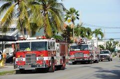 西方火佛罗里达关键的卡车 免版税库存图片