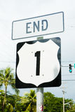 西方的佛罗里达关键美国 库存图片