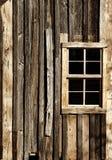 西方美国建筑的葡萄酒 免版税库存照片