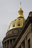 西方资本的弗吉尼亚 免版税图库摄影