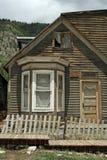 西方鬼魂老的城镇 库存照片