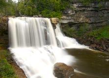 西方iii弗吉尼亚的瀑布 免版税图库摄影