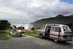 西海岸-新西兰 免版税库存照片