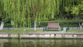 西湖公园,杭州 库存照片