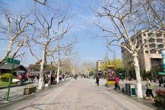西湖的,杭州01公园 库存图片
