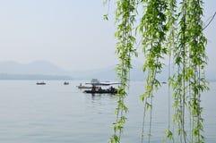 西湖,杭州,中国 库存图片