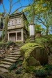 西湖,西湖,杭州西湖,由积木的阿弥陀佛 免版税库存图片