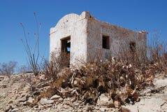 西班牙人废墟 库存图片