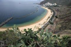 西班牙加那利群岛特内里费岛 图库摄影